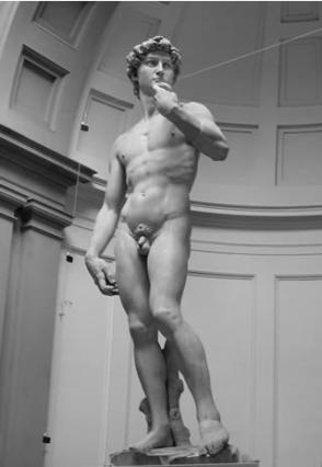 statue of david - Version 2